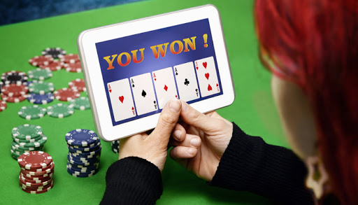 Live Online Casino Game - Looking Back to it