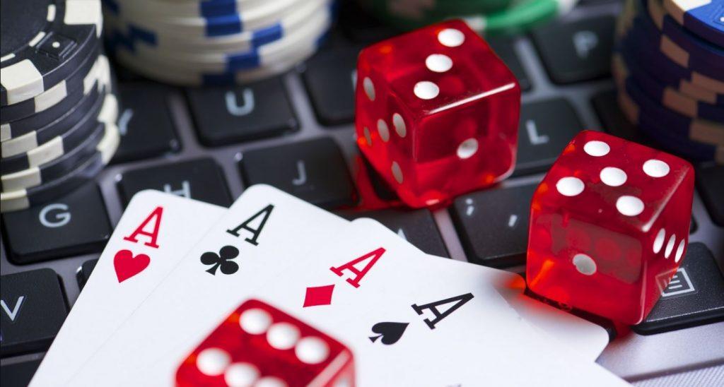 online casino gamble