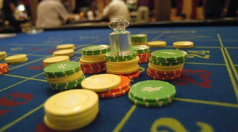 round of gambling